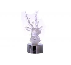 3.8x9.5cm STAG HEAD LED T LIGHT