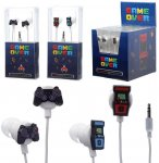 GAMER FUNKY GAME OVER EARPHONES