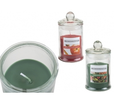APOTHECARY JAR CANDLE 2 FRAGRANCES