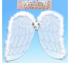 DRESS UP ADULT ANGEL WINGS
