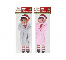 PLAIN COLOURED DRESSING GOWN FOR ELF