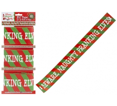 ELF DESIGN 3 PACK PRINTED TAPE 2.74m X 8cm