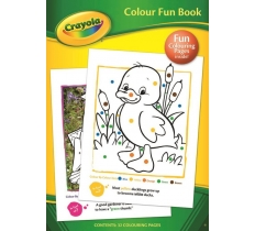CRAYOLA ACTIVITY BOOK