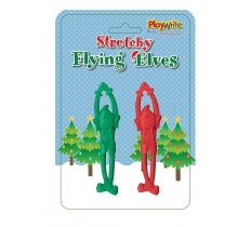 2PC STRETCHY FLYING ELVES