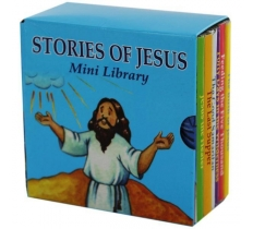 STORIES OF JESUS MINI LIBRARY