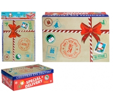 MEDIUM SPECIAL DELIVERY CHRISTMAS EVE BOX 45 x 34 x 12.5cm