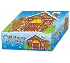 GINGERBREAD CHRISTMAS EVE BOX 35cm x 25cm x 15cm