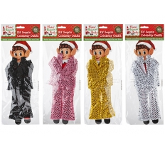ELF SEQUIN CELEBRITY DRESS UP OUTFIT