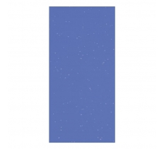 6 GLITTER TISSUE PAPER DARK BLUE