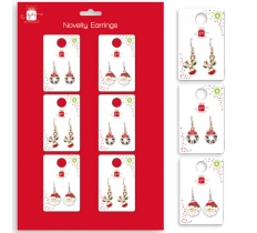 Christmas Novelty Earrings