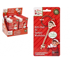 ELF KEY TO SANTAS WORKSHOP