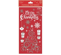 WALL STICKERS XMAS TREE