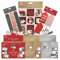 GIFT LABELS & TAGS