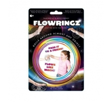 "KINETIC FLOW RINGZ 13CM (5"") STAINLESS STEEL"