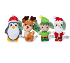 XMAS MINI 10CM PLUSH